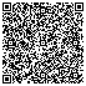 QR-код с контактной информацией организации Аптека № 5/123