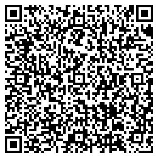 QR-код с контактной информацией организации ЗАО ТОНАП