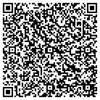 QR-код с контактной информацией организации Аптека № 5/129