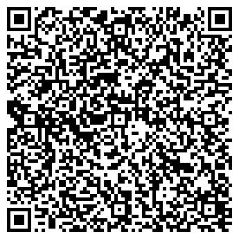 QR-код с контактной информацией организации Аптека № 7/208