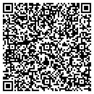 QR-код с контактной информацией организации Баня САДКО