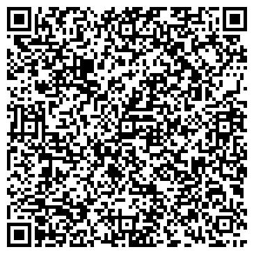 QR-код с контактной информацией организации ООО СПРИНТ-АВТО