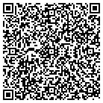 QR-код с контактной информацией организации ЭГО-КЛИНИК