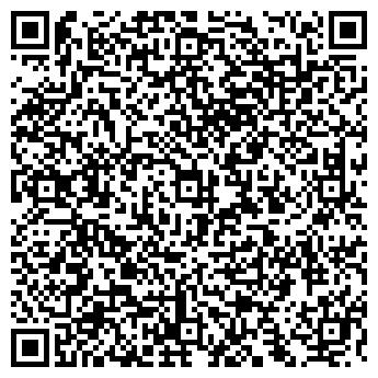 QR-код с контактной информацией организации ПРОГИМНАЗИЯ № 1724