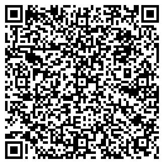 QR-код с контактной информацией организации ФОПР