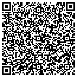 QR-код с контактной информацией организации ГИМНАЗИЯ №1