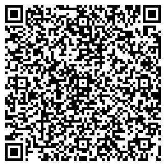 QR-код с контактной информацией организации ООО ХАТБЕР