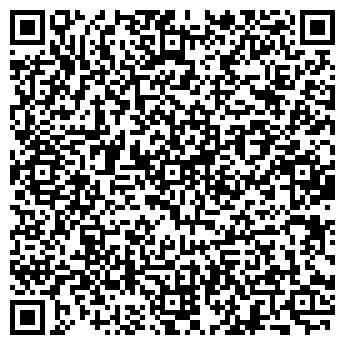 QR-код с контактной информацией организации ШКОЛА РОСТА