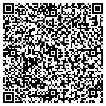 QR-код с контактной информацией организации ГЕОХИ РАН