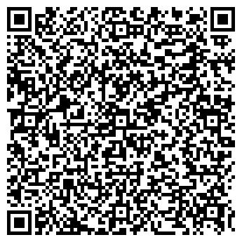 QR-код с контактной информацией организации ДВЕРИ, ФУРНИТУРА
