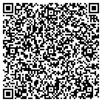 QR-код с контактной информацией организации ИКС КЛИНИНГ