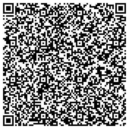 QR-код с контактной информацией организации Самарский областной фонд поддержки индивидуального жилищного строительства  на селе