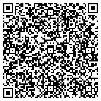 QR-код с контактной информацией организации ПАРОВОЗЪ