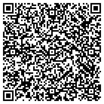 QR-код с контактной информацией организации ПОЖАРНАЯ ЧАСТЬ № 281