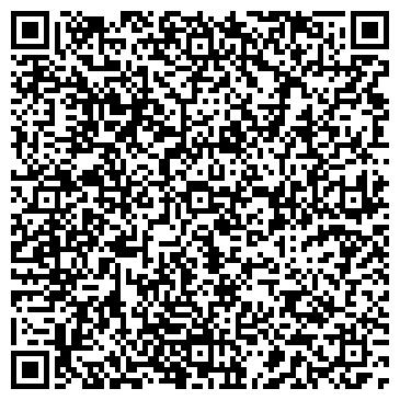 QR-код с контактной информацией организации ФАБРИКА ВИЗИТНЫХ КАРТОЧЕК