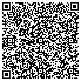 QR-код с контактной информацией организации Аптека № 25