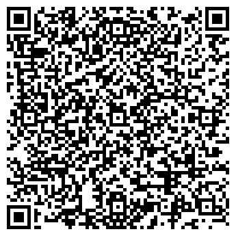 QR-код с контактной информацией организации ВЕРХНЯЯ ТЕРЕШКА ОПС