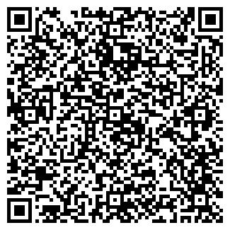 QR-код с контактной информацией организации Аптека № 204