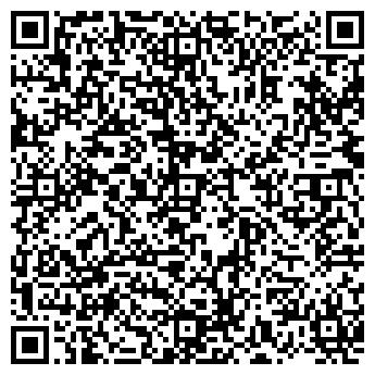 QR-код с контактной информацией организации ГЕОМЕТРИЯ МЕБЕЛЬ