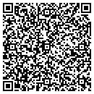 QR-код с контактной информацией организации АБИ