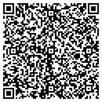 QR-код с контактной информацией организации РАБИС