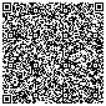QR-код с контактной информацией организации Главное Управление  ПФР № 6  по г. Москве и Московской области