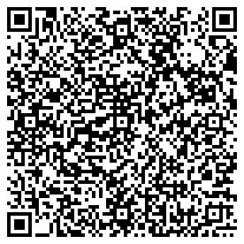QR-код с контактной информацией организации ИНТУРИСТ ВАО