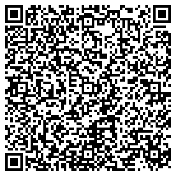 QR-код с контактной информацией организации РОСИНКА, ДЕТСКИЙ САД № 18