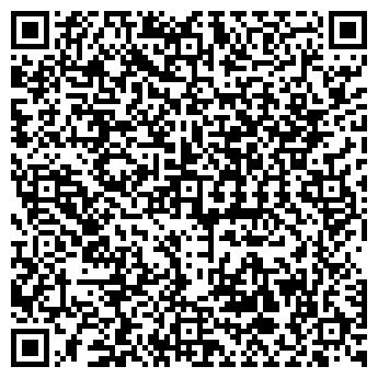 QR-код с контактной информацией организации НОЖИ-ПОДАРКИ