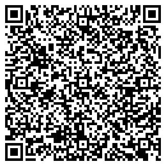 QR-код с контактной информацией организации PROMENAD