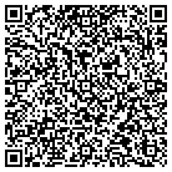 QR-код с контактной информацией организации ДЕТСКИЙ САД № 1204