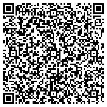 QR-код с контактной информацией организации ДЕТСКИЙ САД № 252