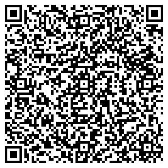 QR-код с контактной информацией организации КМ-КЛИНИК