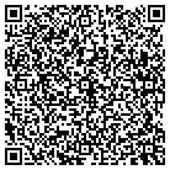 QR-код с контактной информацией организации Центр здоровья ЭВРИКА