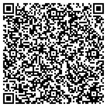 QR-код с контактной информацией организации МБТС-БАНК