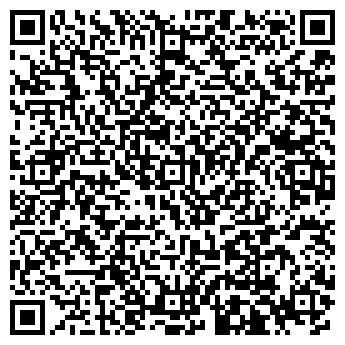 QR-код с контактной информацией организации Примула СПб