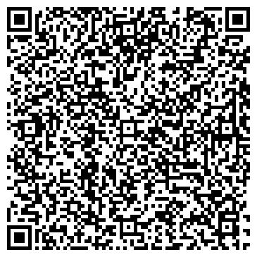 QR-код с контактной информацией организации МЕРИДИАН ПОДРОСТКОВЫЙ КЛУБ ФИЛИАЛ