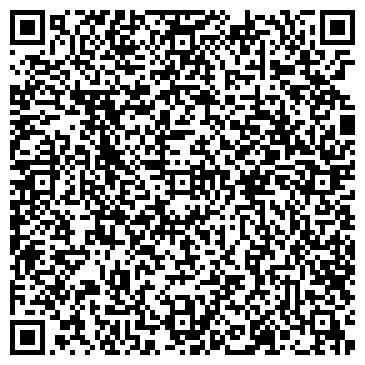 QR-код с контактной информацией организации ПУРПУР-МАНИКЮР