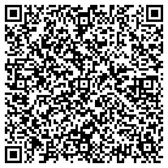 QR-код с контактной информацией организации БУКВЫ ПЕТЕРБУРГА
