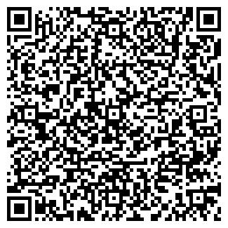 QR-код с контактной информацией организации АБРИС-ДИЗАЙН
