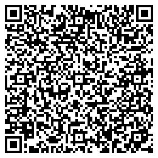 QR-код с контактной информацией организации ДАФТ