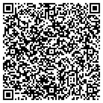 QR-код с контактной информацией организации ХЭППИ КЛАУДС, ООО