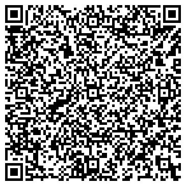 QR-код с контактной информацией организации ВИКТОРИЯ-ЕВРОТРАВЕЛ
