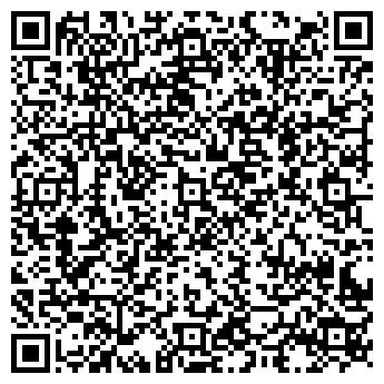 QR-код с контактной информацией организации КАСКАД ТУР
