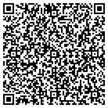 QR-код с контактной информацией организации МЕГАТЕСТ