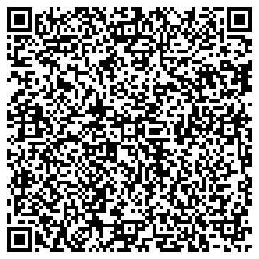 QR-код с контактной информацией организации ПРИВЕТ, АФРИКА