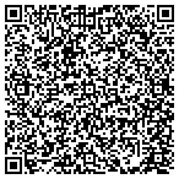 QR-код с контактной информацией организации МОСКОВСКИЕ ОГНИ