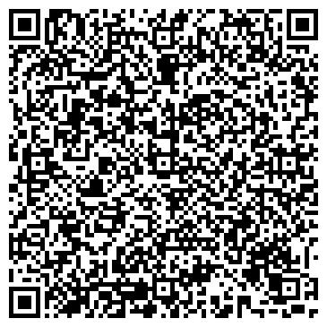 QR-код с контактной информацией организации КИРОВСКИЙ РАЙОН ЛО ПОС. НАЗИЯ