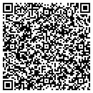 QR-код с контактной информацией организации ДЮСШ ФИЛИАЛ