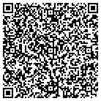 QR-код с контактной информацией организации ТЕРЕМОК ДЕТСКИЙ САД